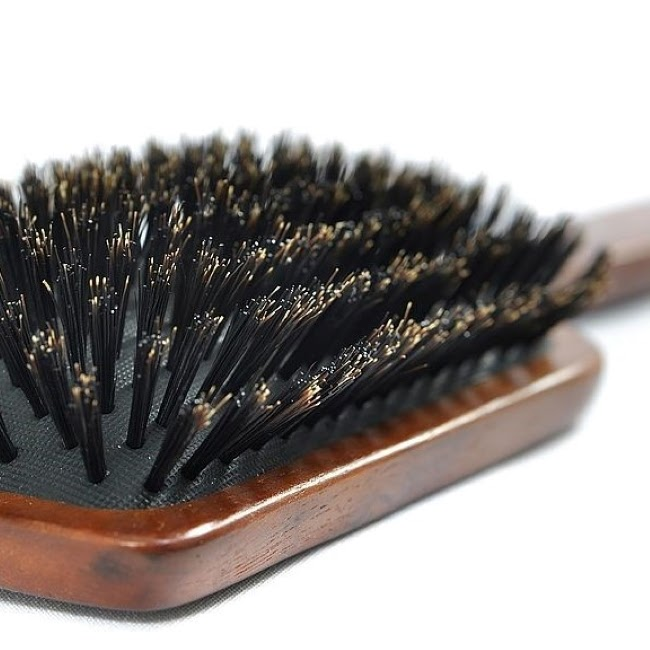 Brittle brush