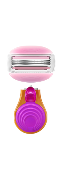Comfortglide Spa Breeze Snap Razor