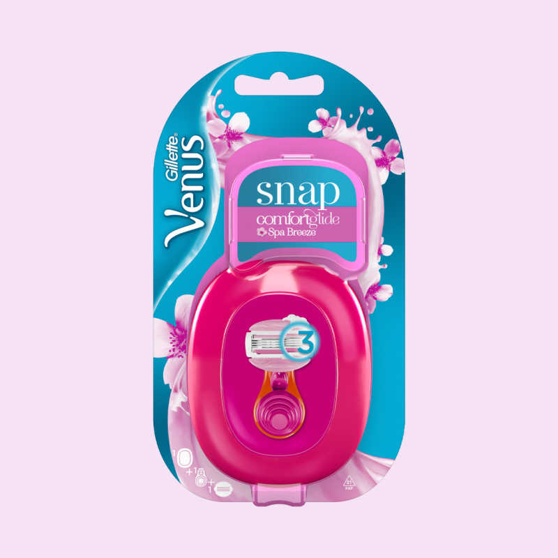 Comfortglide Snap Spa Breeze Razor