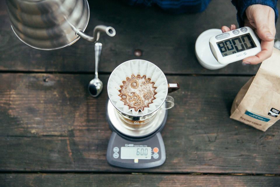 Brew With Kalita Wave Stumptown Coffee Roasters