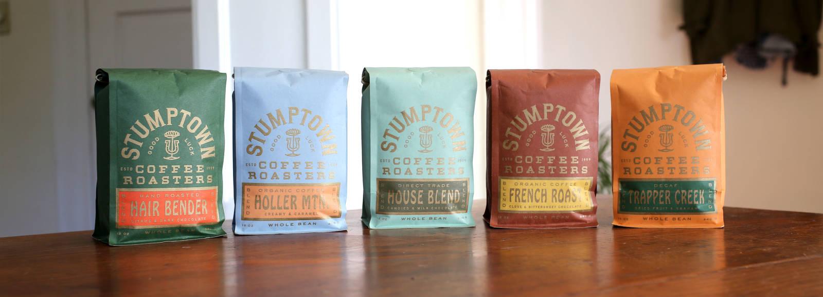 Fresh New Bags Stumptown Coffee Roasters Blog