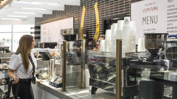 Stumptown Coffee Roasters Coffee Shop Locations