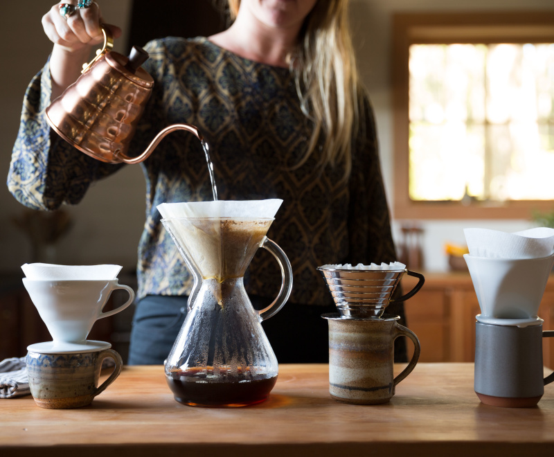 How To Perfect Your Pour Over Stumptown Coffee Roasters Blog