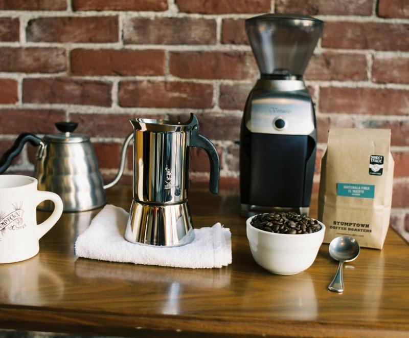 How To Brew In A Moka Pot Stumptown Coffee Roasters Blog
