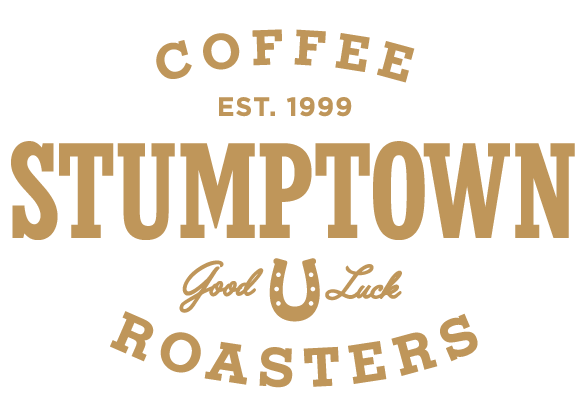 Stumptown Logo Gold