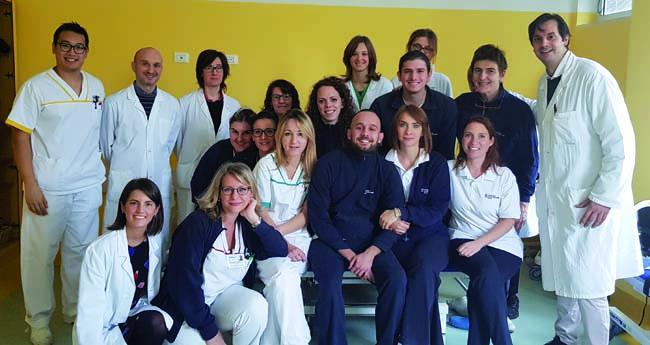 GCA MILANO team web