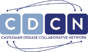 CDCN Logo - Siltuximab (SYLVANT) is recommended by the NCCN as the preferred treatment for idiopathic multicentric Castleman disease. SYLVANT is the first-line therapy recommended by CDCN.