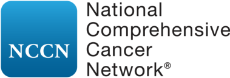 NCCN Logo - Siltuximab (SYLVANT) is recommended by the NCCN as the preferred treatment for idiopathic multicentric Castleman disease. SYLVANT is the first-line therapy recommended by CDCN.