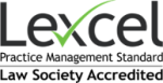 Lexcel Practice Management Standard Quality Mark