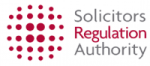 Solicitors Regulations Authority logo