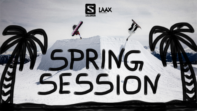 Laax Session 2018