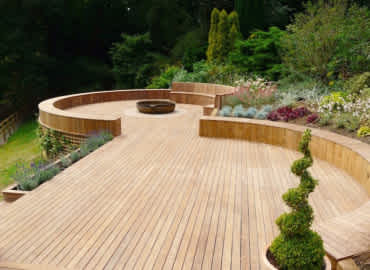 Outdoor Decking & Wooden flooring