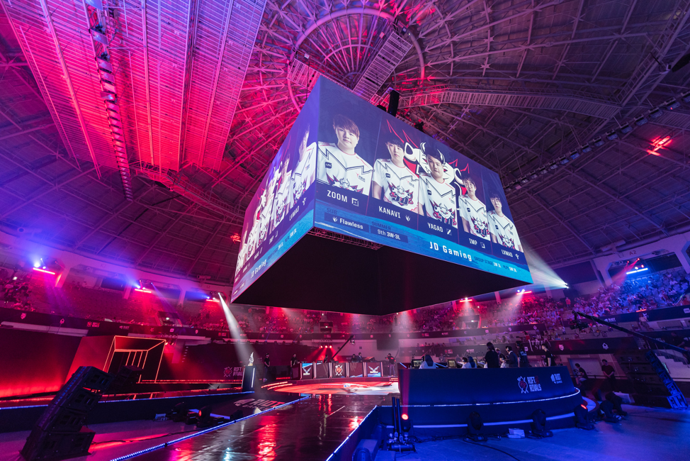 Rift rivals stage LCK