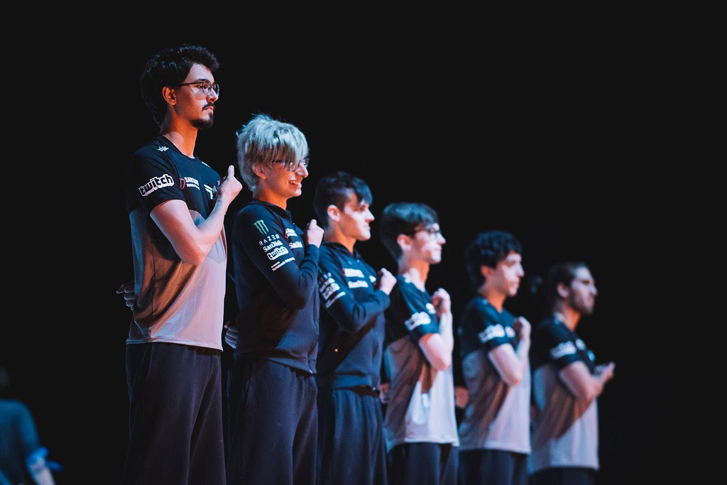 cblol team
