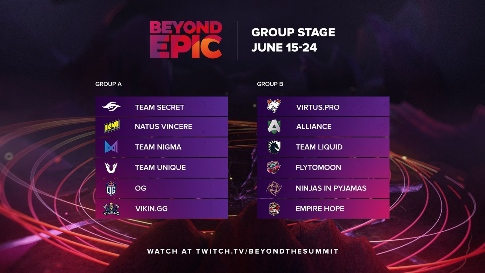 beyond epic teams