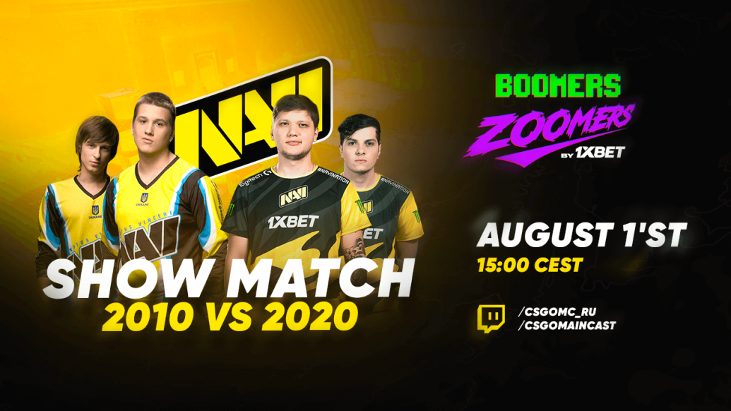 s1mple set to face off against markeloff in showmatch