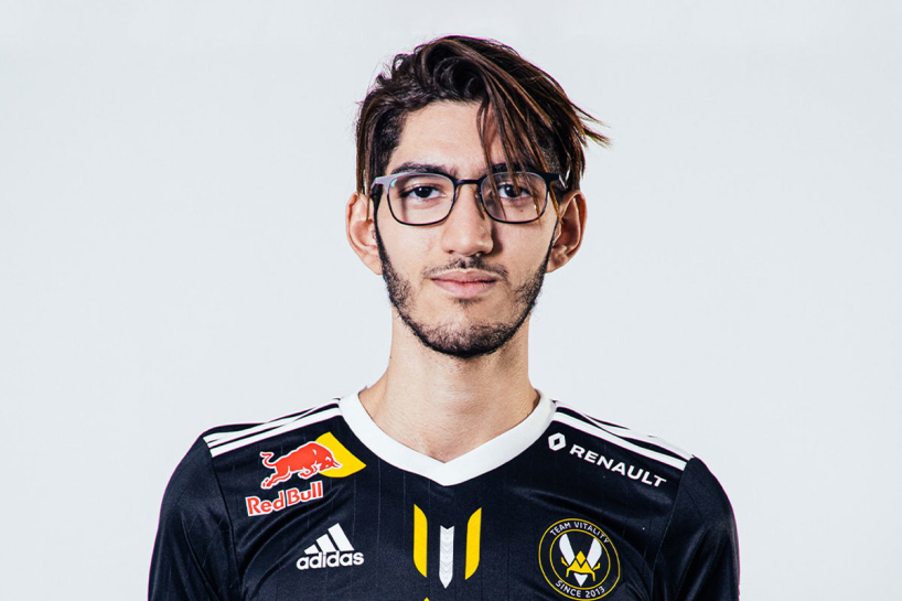 Vitality remove Nivera from active roster