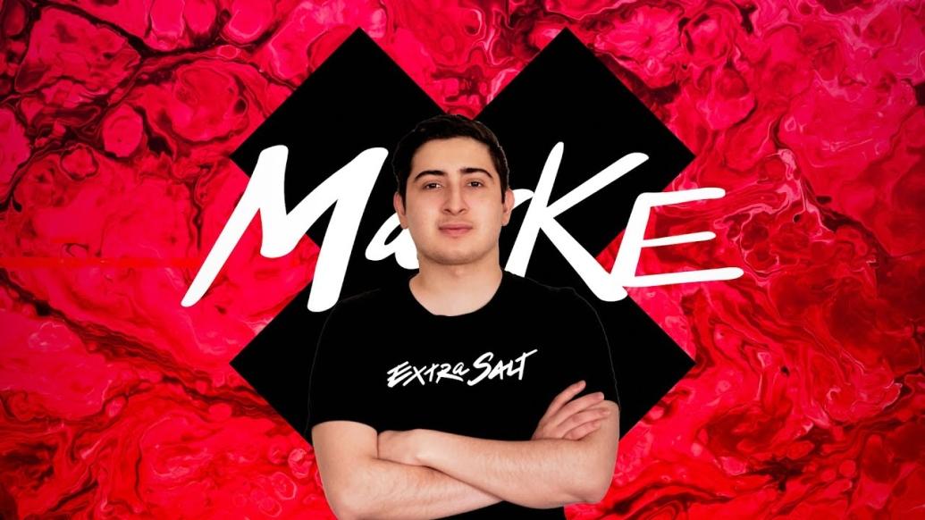 Official: Extra Salt sign MarKE