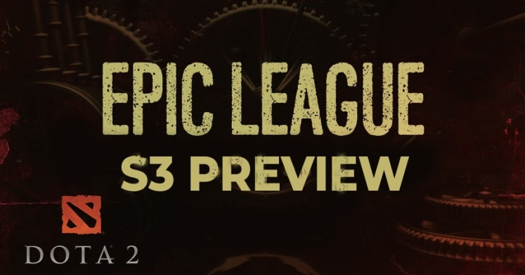 Dota 2 EPIC League Season 3 Division 2 - Preview
