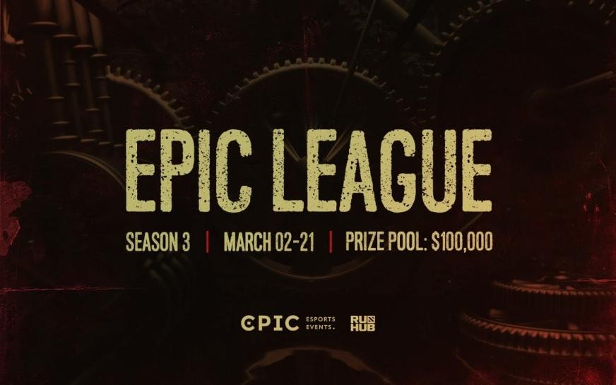 Dota 2 EPIC League Season 3 - Preview