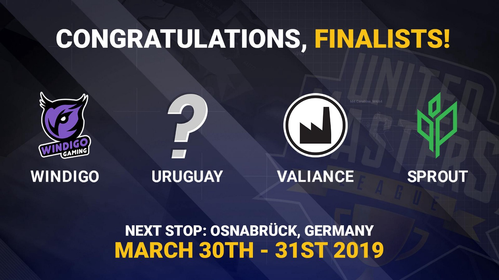 United Finalists