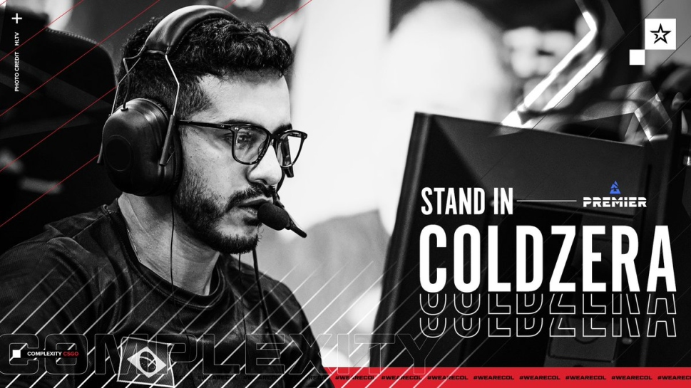 Official: coldzera joins Complexity
