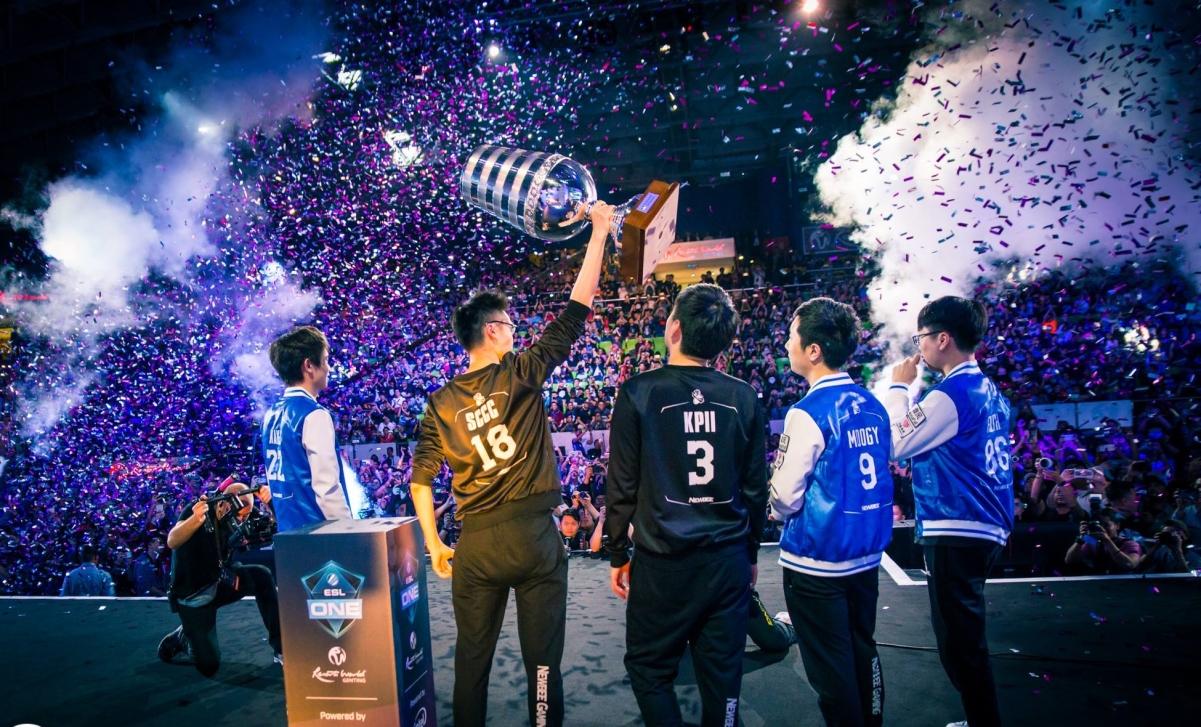 Dota 2 Teams to Watch 2018 - 2019