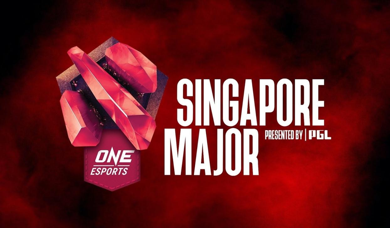 Dota 2 ONE Singapore Major - Review