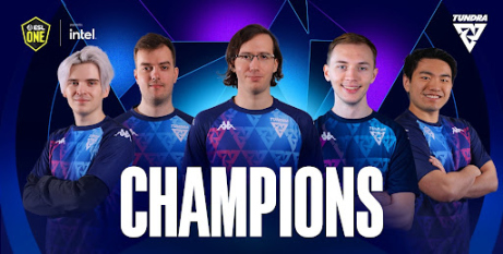 Dota 2 ESL One Fall 2021 - Unexpected champions