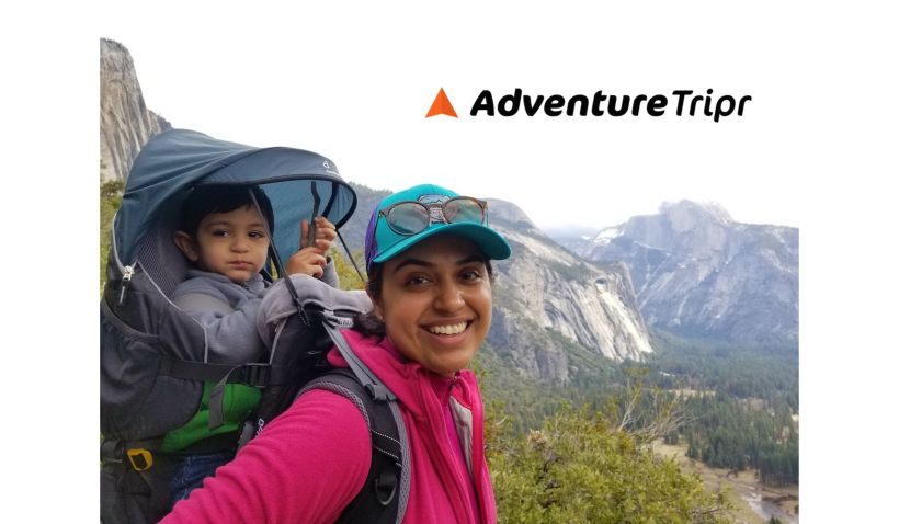 AdventureTripr is a travel company offering affordable and personalized outdoor experiences.