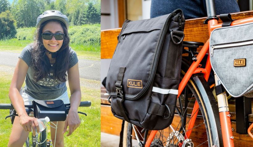 European design inspired bike bags for every cyclist.