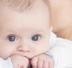 Цвет глаз у новорожденных