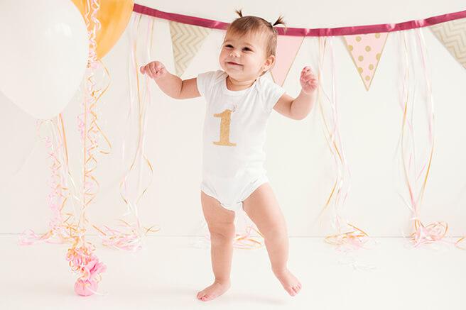 Помогаем малышу развиваться вместе с Pampers!