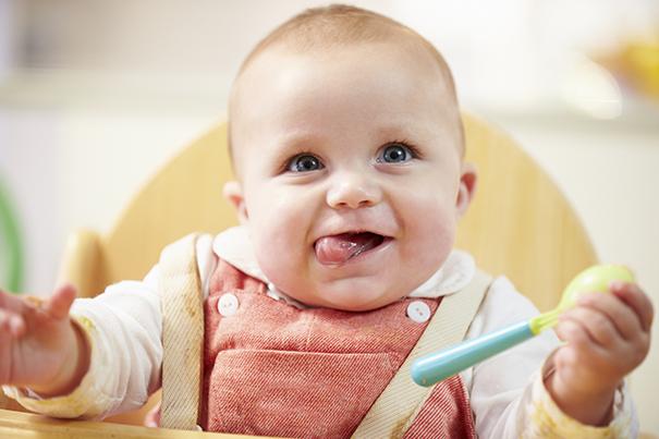 Как правильно вводить прикорм вашем малышу?