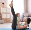 Тренировки после родов