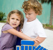 Как научить ребенка делиться?