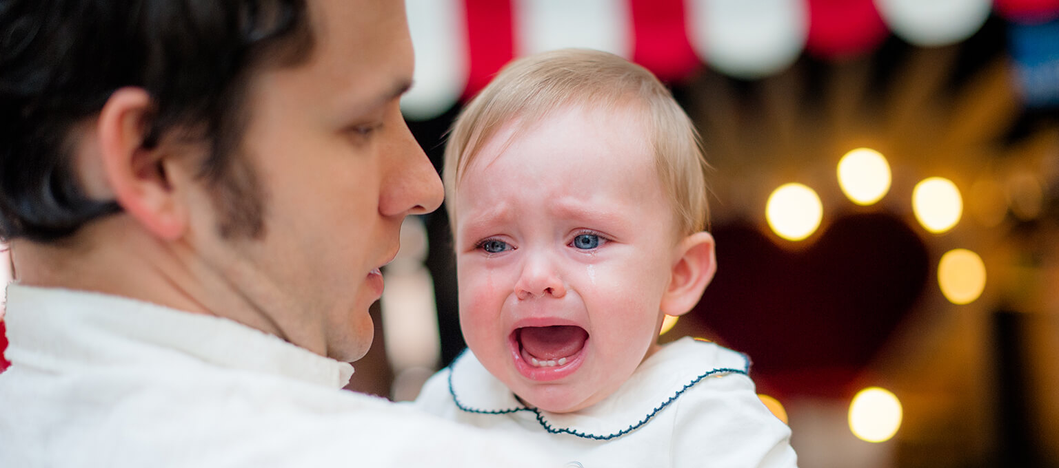 Сепарационная тревога у детей