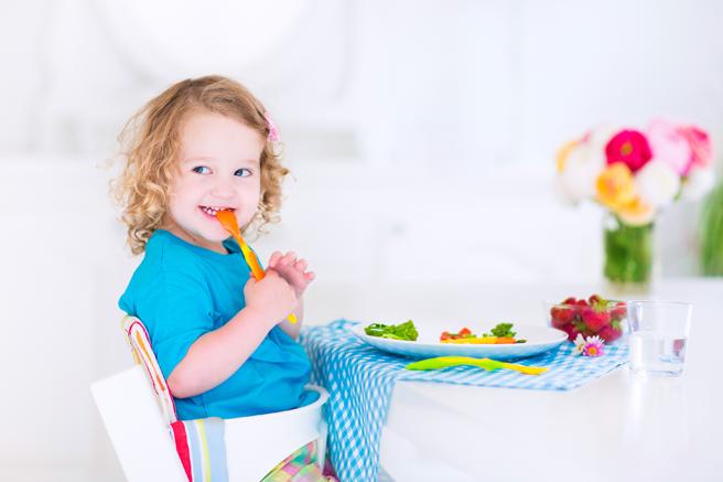 Меню ребенка в два года: особенности рациона