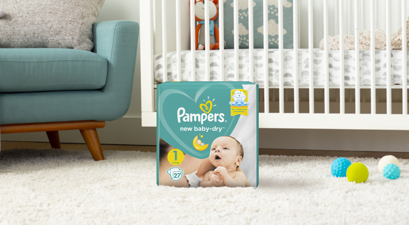 Pampers® New Baby Dry™