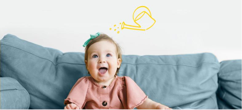 Диаграмма развития мальчиков и девочек до 2 лет — верхний баннер