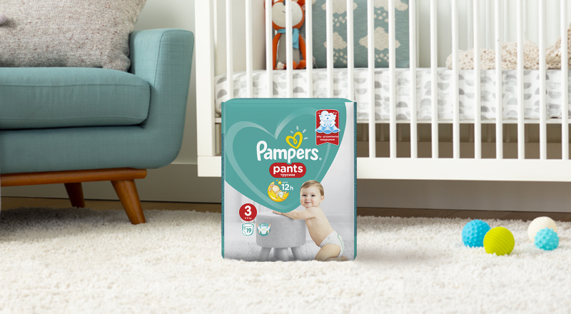 Pampers® Pants