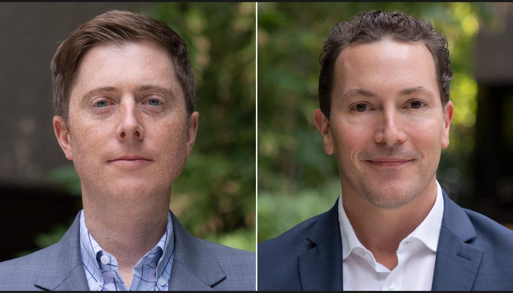 Moore and Seitzer headshots