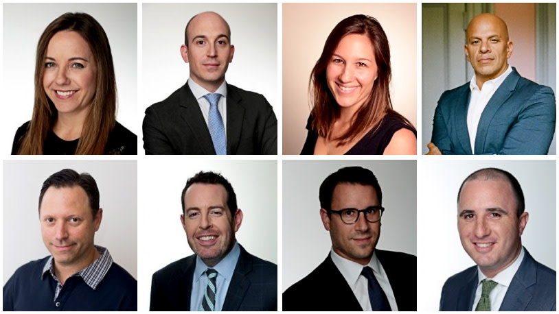 Eight agents promoted to partner at UTA