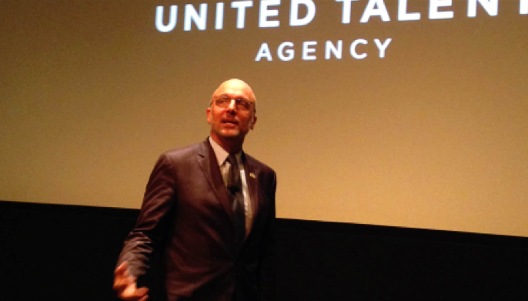 Ted Deutch at UTA