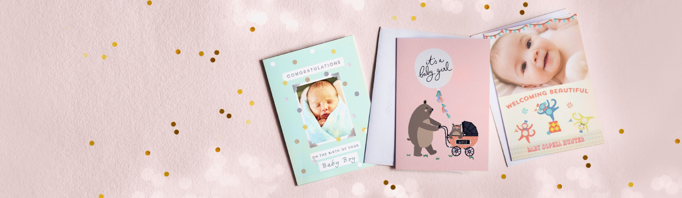 Funny RUDE Naughty congratulations on Birth of your Baby CARD Cheeky BOY GIRL