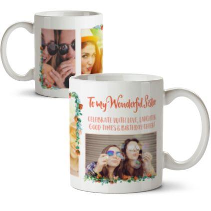 Personalised Mugs Design A Mug With