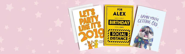 Awe Inspiring Personalised Birthday Cards Photo Upload Birthday Cards Moonpig Personalised Birthday Cards Paralily Jamesorg