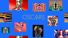93 Oscars KA Poster International Horiz 4000x2250-Blue