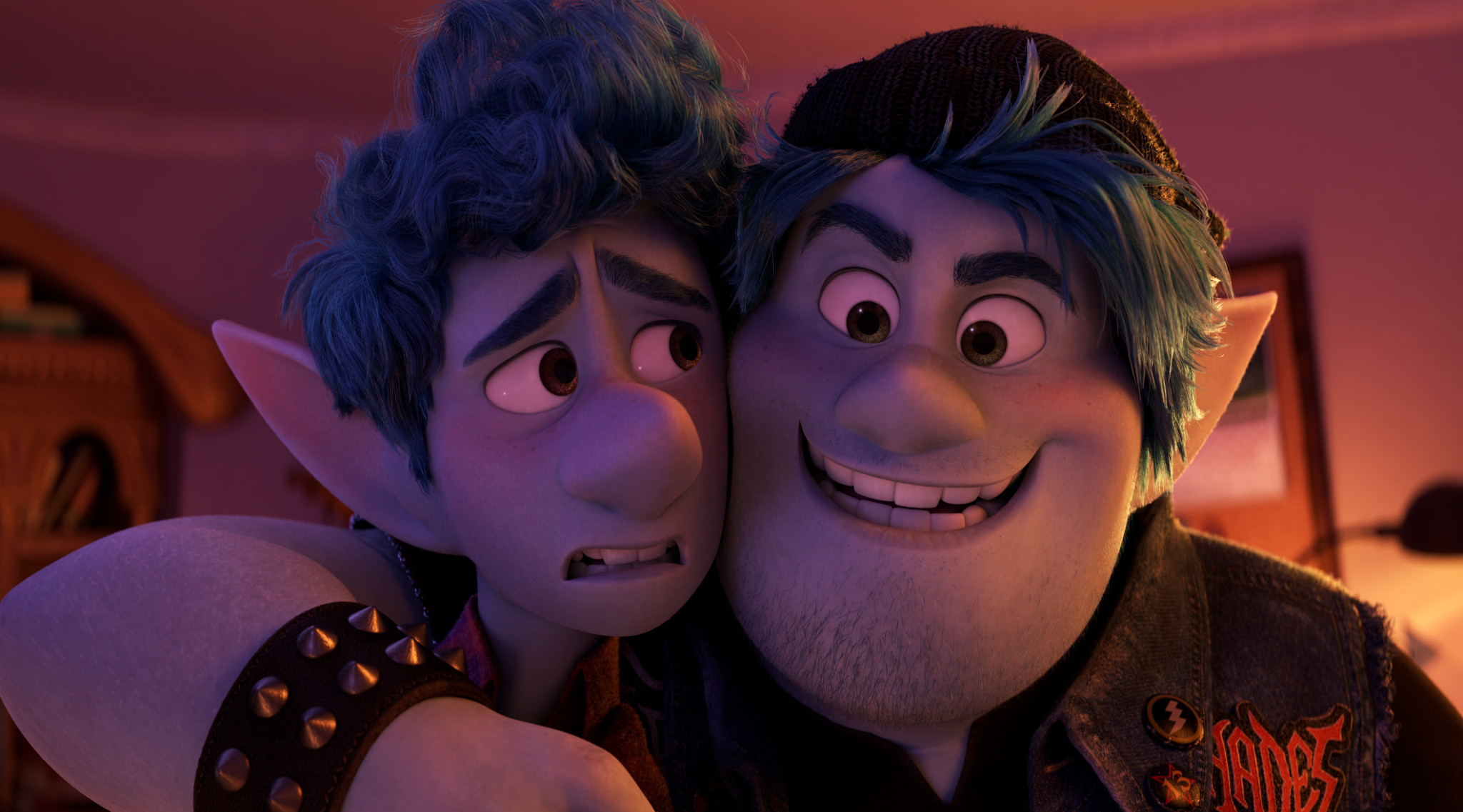 "The Real Sibling Story Behind Pixar's ""Onward"""