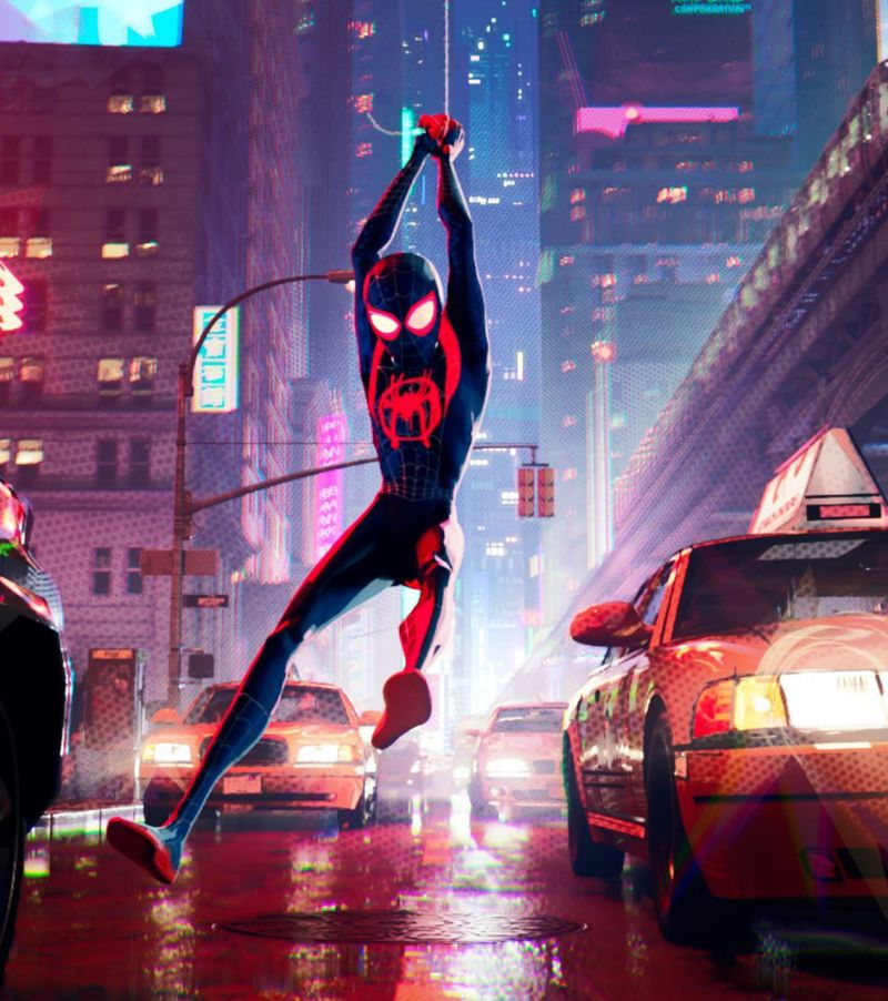 Spider-Man: Into the Spider-verse List Hero